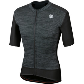 Sportful Supergiara Jersey Men Black/Black